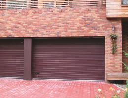 Sekční vrata garážová Třebíč